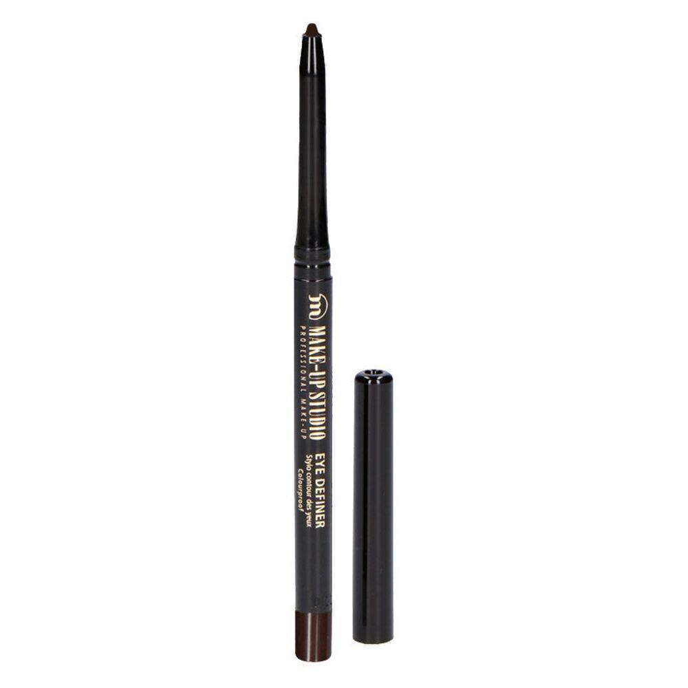 Make up studio Eye Definer Eyeliner - Chocolate Brown Eyeliner