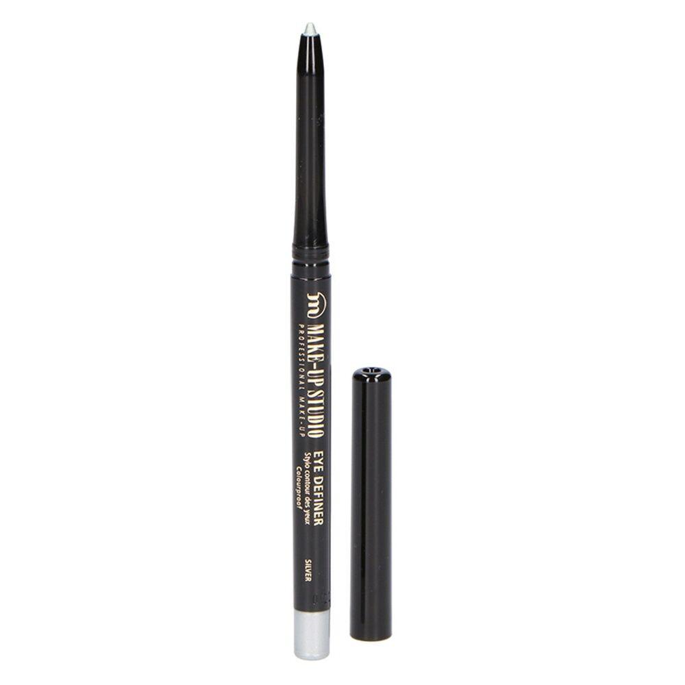 Make up studio Eye Definer Eyeliner - Silver Eyeliner