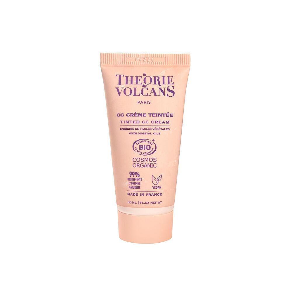 La Théorie des Volcans Soins CC crème visage bio
