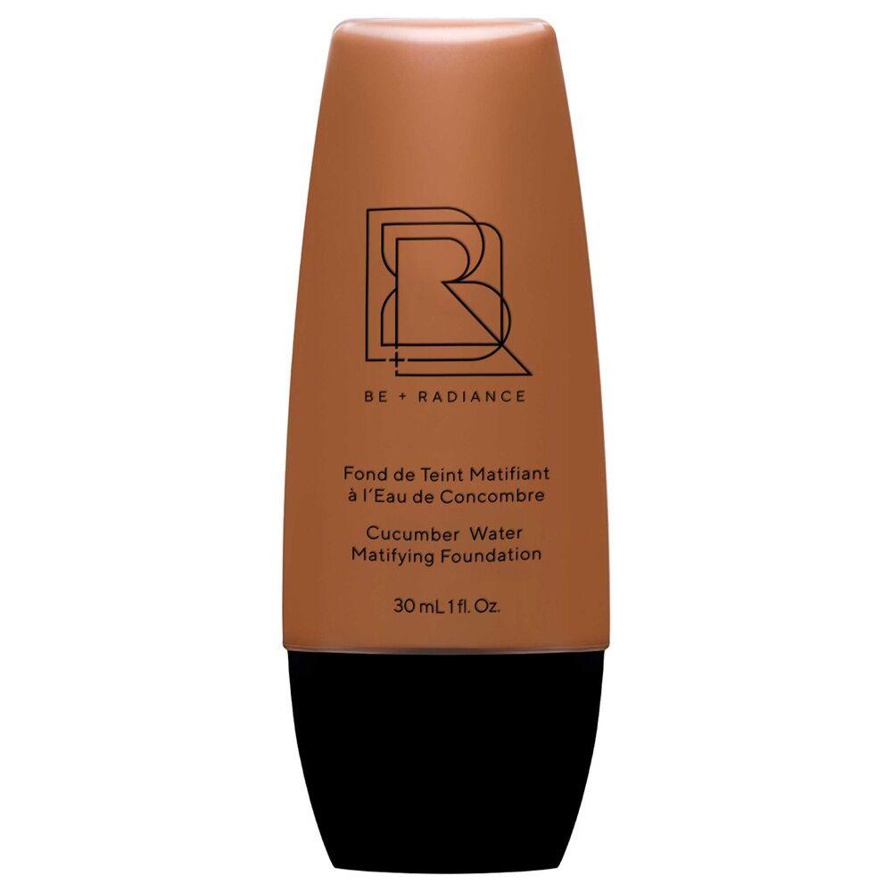 Be+radiance Fond de Teint Matifiant à l'Eau de Concombre N°60 Fond de teint liquide