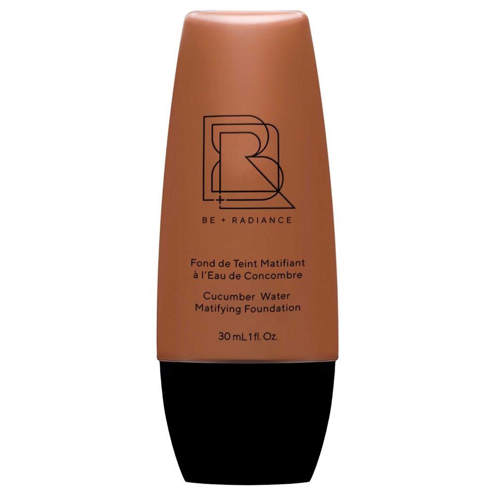 Be+radiance Fond de Teint Matifiant à l'Eau de Concombre N°63 Fond de teint liquide