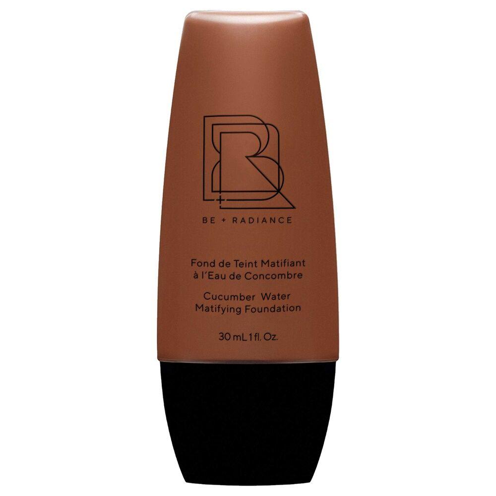 Be+radiance Fond de Teint Matifiant à l'Eau de Concombre N°80 Fond de teint liquide