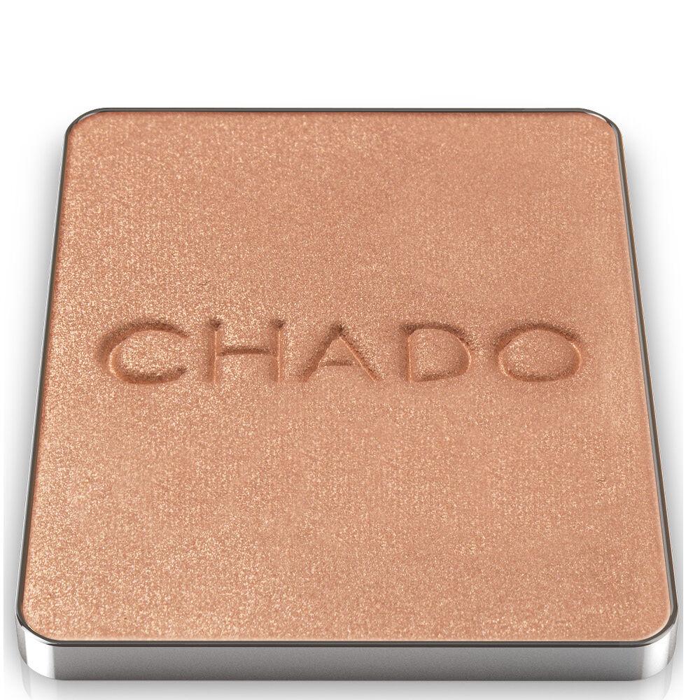 CHADO Maquillage Visage&Contouring Poudre Scintillante - peaux bronzées