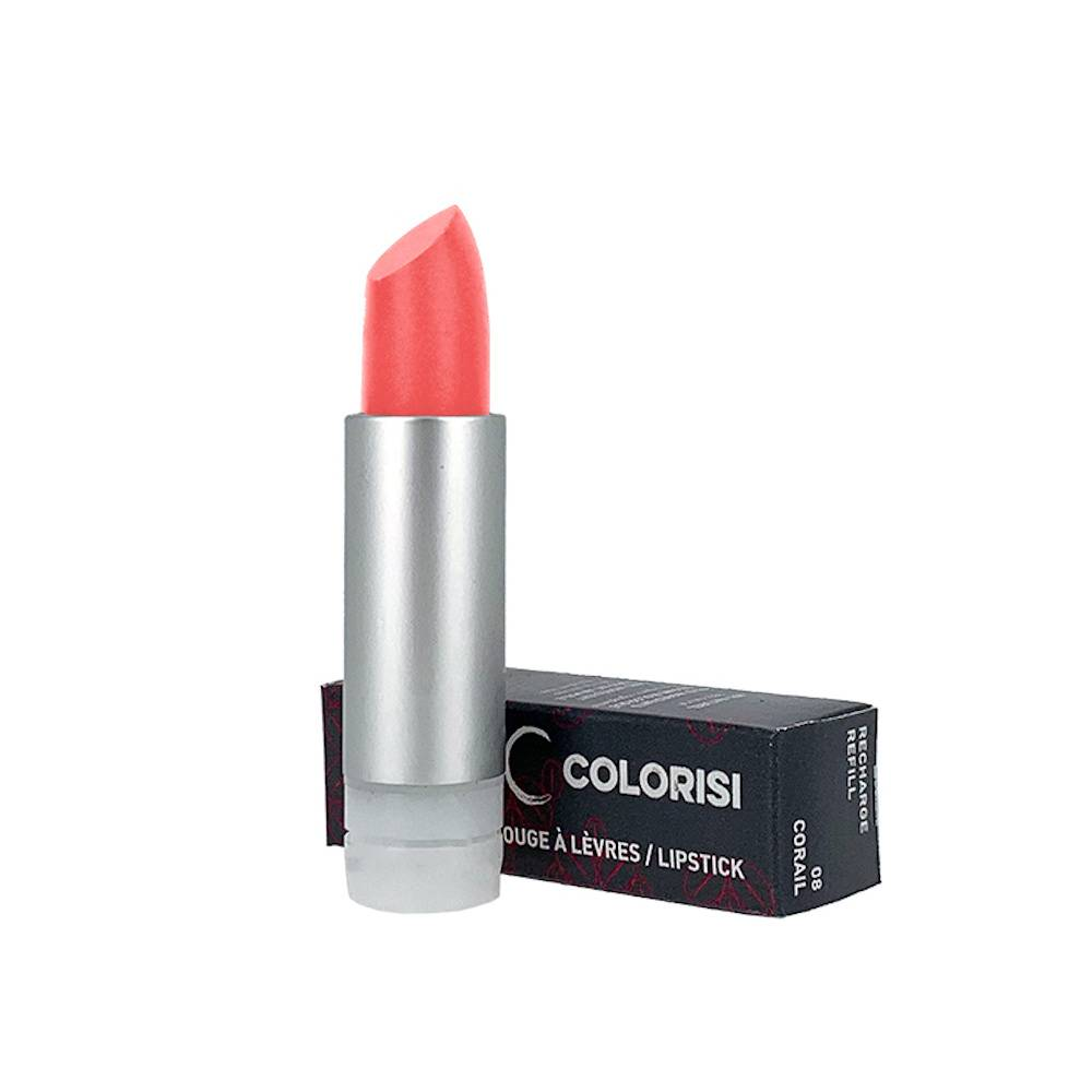 colorisi Rouge à lèvres Rouge à lèvres 08 - Corail - Recharge