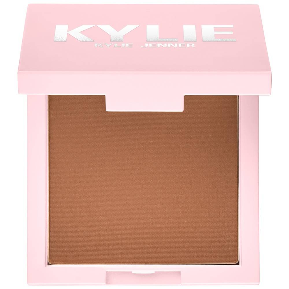 kylie by kylie jenner Pressed Bronzing Powder 400 Tanned And Gorgeous