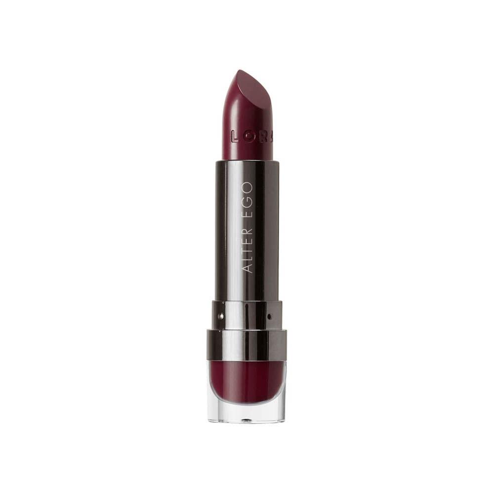 lorac Rouge à lèvres DOMINATRIX (Bordeaux intense) - 3,4 g