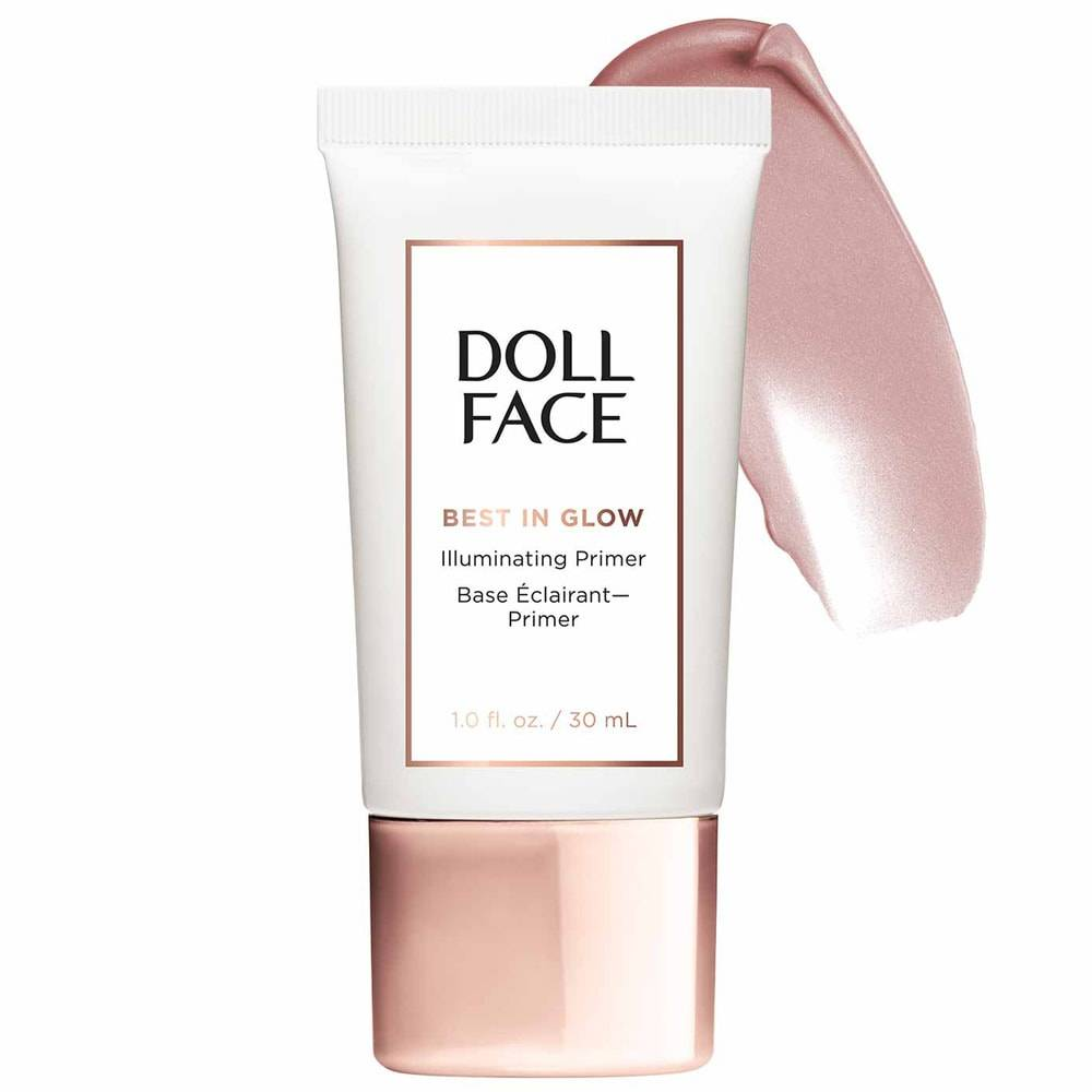 doll face Base Rend la peau plus lisse et parfaite.