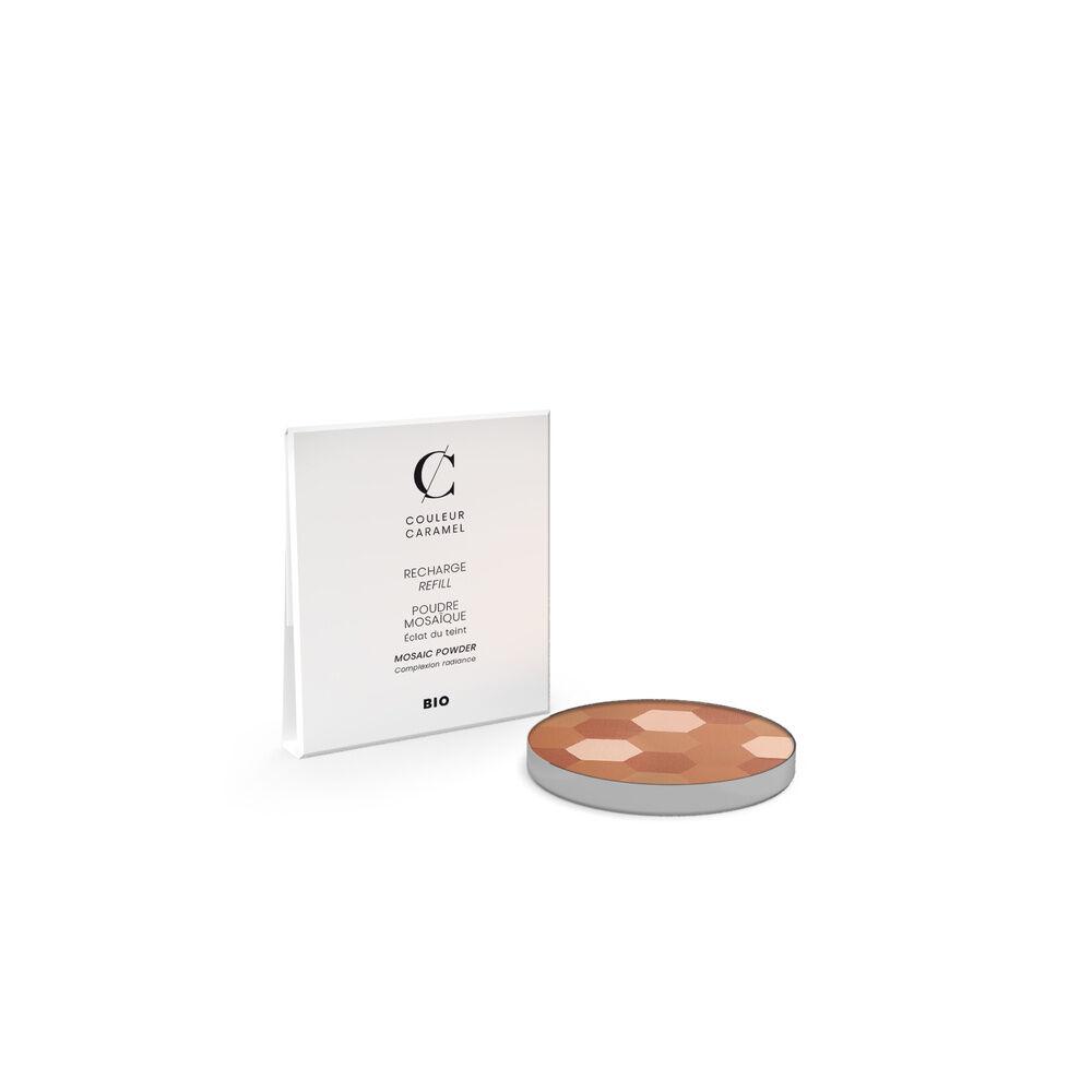 Couleur Caramel Poudre 233 - Teint mat