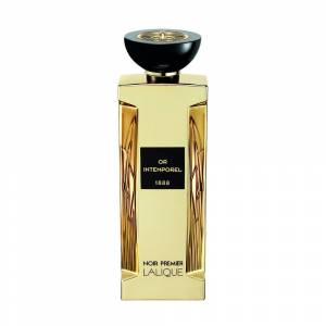 Lalique NOIR PREMIER Or Intemporel Eau de Parfum - Publicité