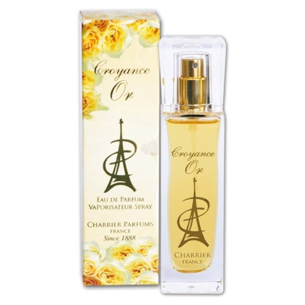 Charrier CROYANCE OR Eau de Parfum - Natural Spray