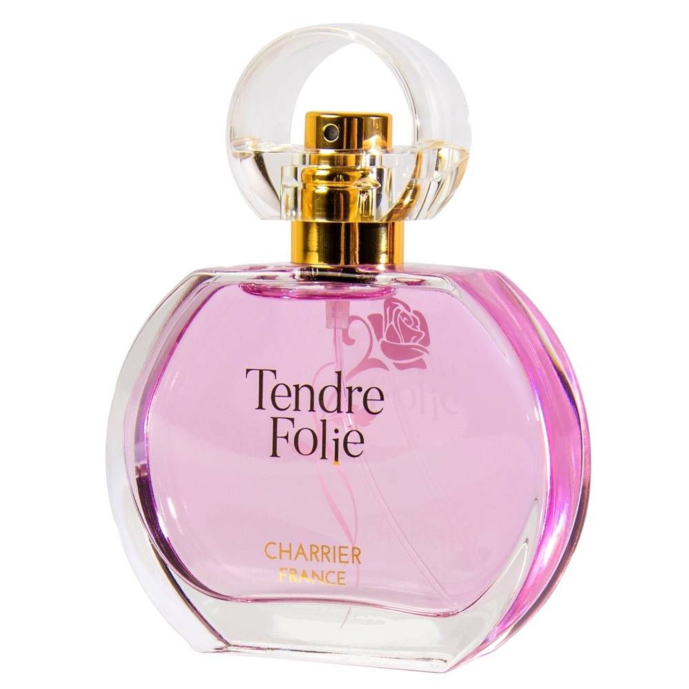 Charrier TENDRE FOLIE Eau de Parfum - Natural Spray