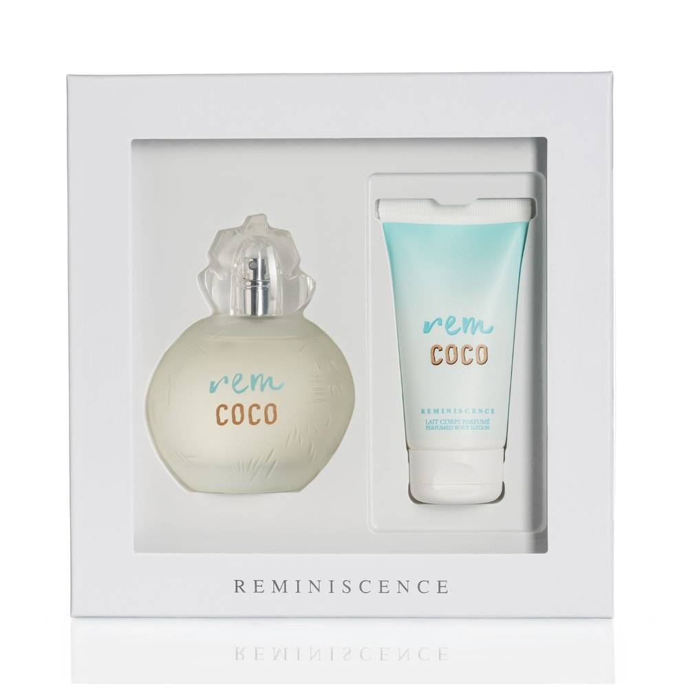 Reminiscence COFFRET REM COCO EDT 100 + LAIT 75 ML EAU DE TOILETTE