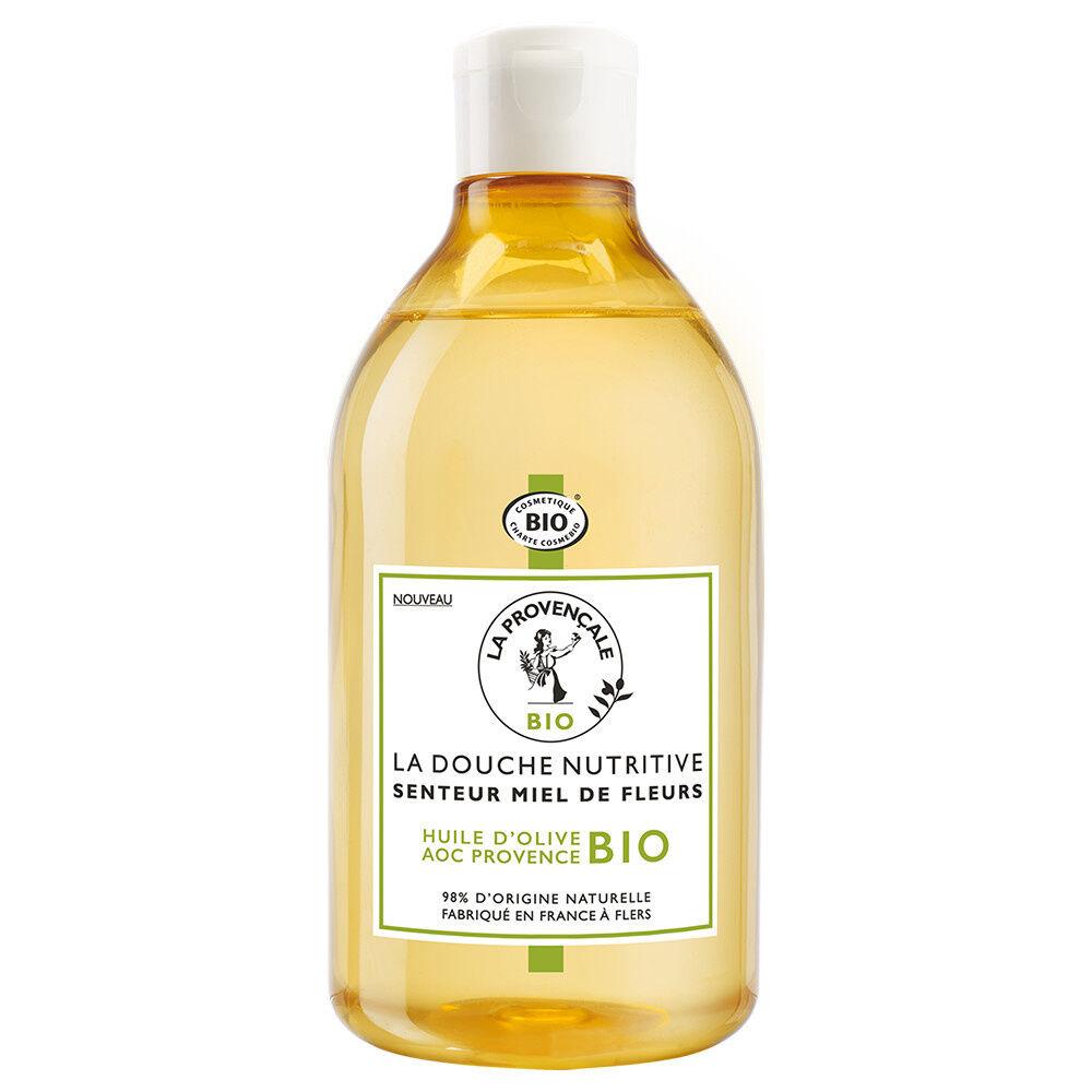 La Provençale La Douche Nutritive Senteur Miel de Fleurs Gel Douche Bio