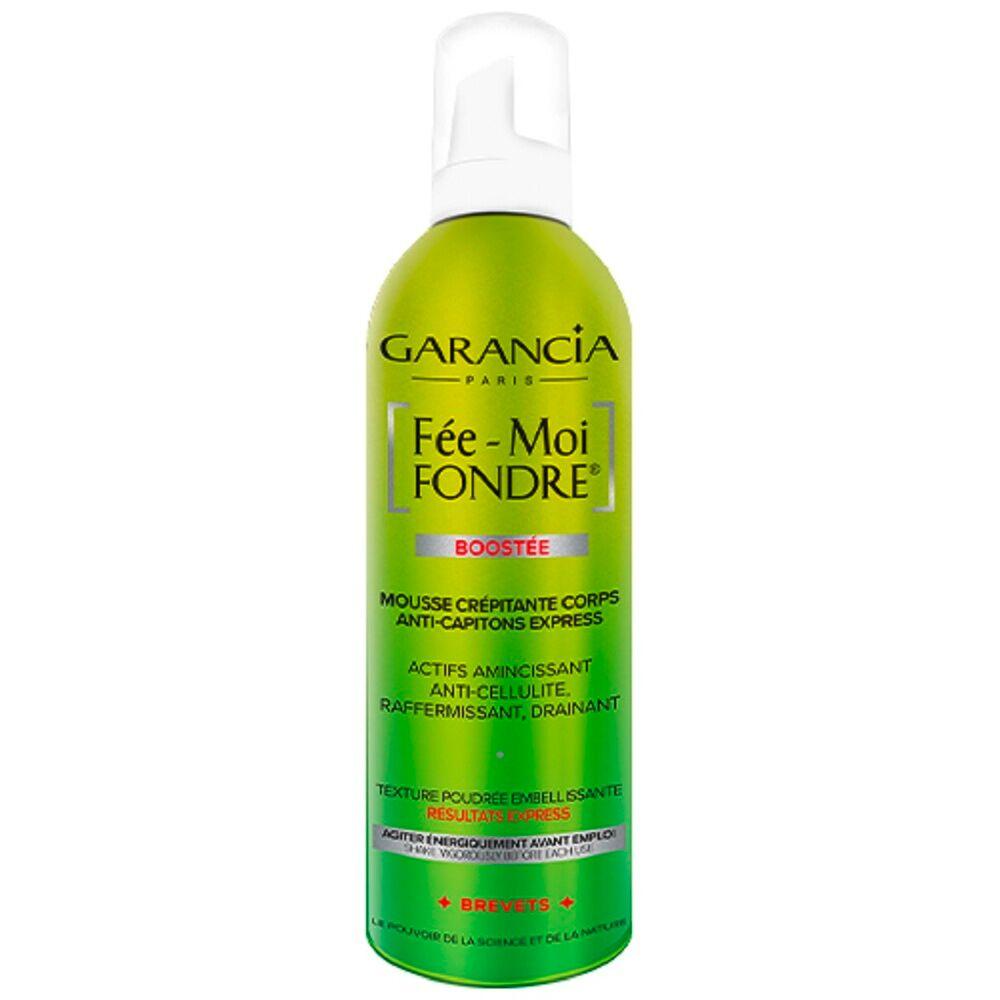 Garancia FEE-MOI FONDRE BOOSTE 400ml Mousse Crépitante Anti-Capitons Express