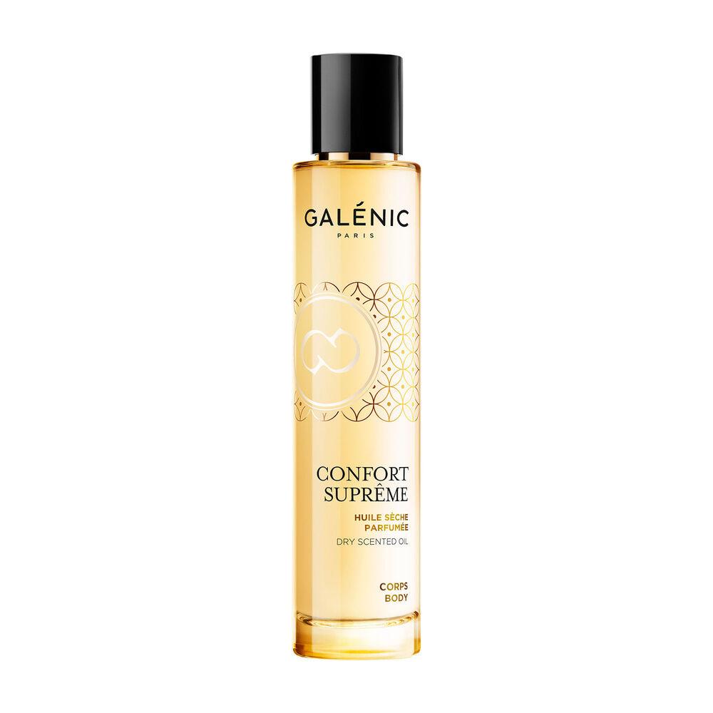 Galénic Confort Supreme Confort suprème Huile sèche parfumée corps et cheveux 100 ml