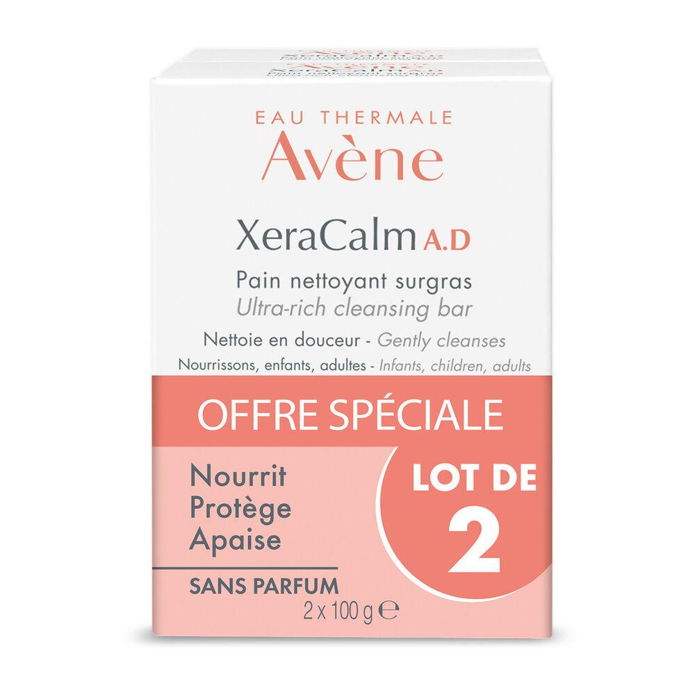 Eau thermale Avene Xeracalm A.D Pain Surgras DUO 2x100g Pain