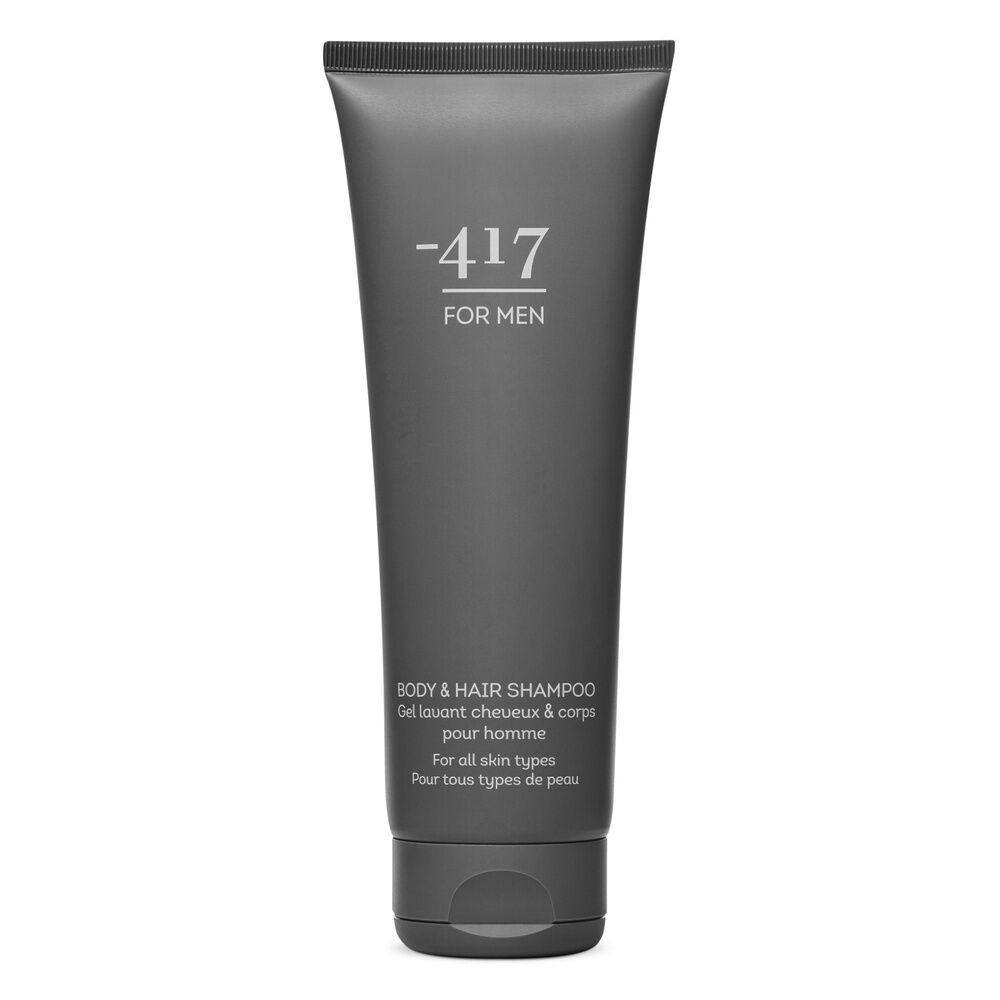 Minus 417 Gel Lavant Cheveux et Corps pour Hommes Gel Douche et Shampoing - Hommes