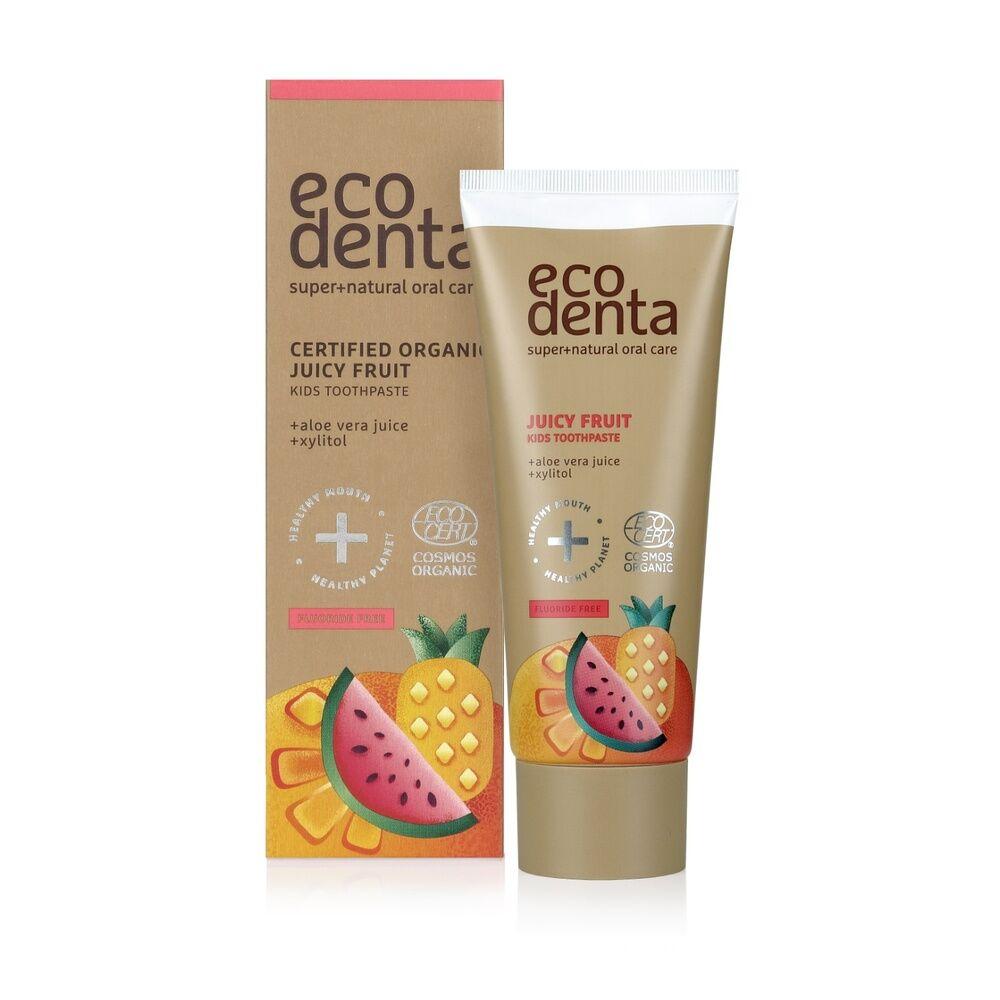ecodenta Dentifrice Bio pour Enfants 75ml Dentifrice