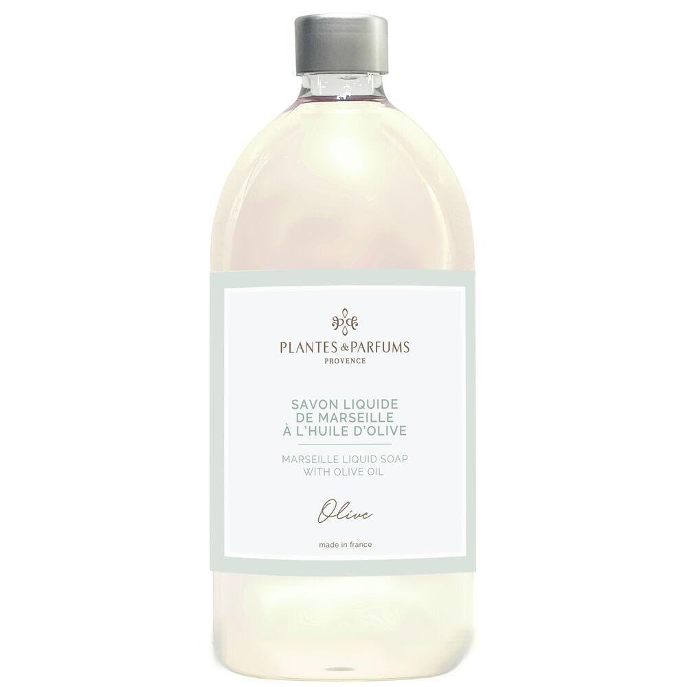 Plantes et Parfums La Maison Savon Liquide de Marseille