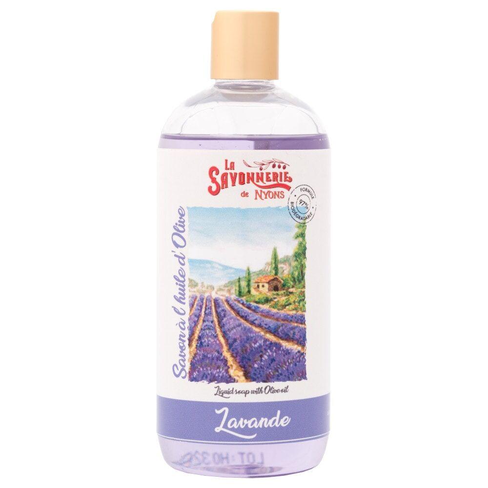 La savonnerie de nyons Savon liquide Savon Liquide 1l
