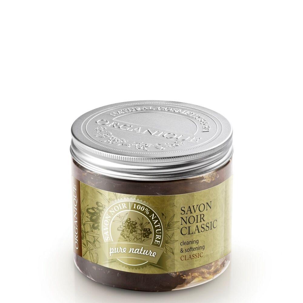 organique cosmetics Savon Noir 200ml