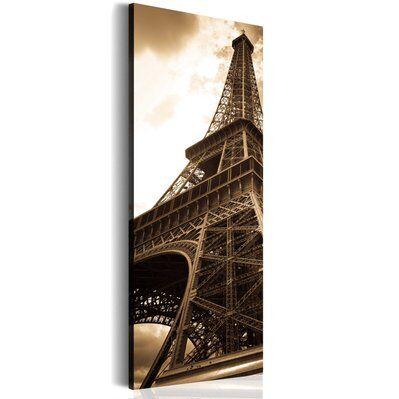 Artgeist 40x120 - Tableau - Oneiric Paris - sepia
