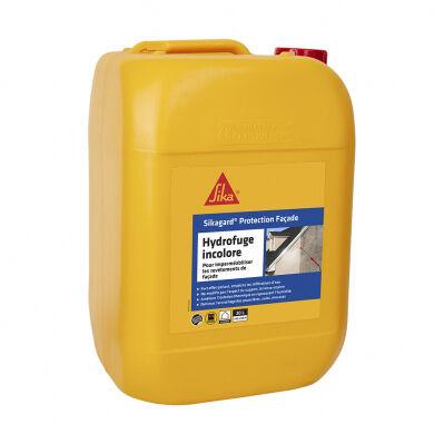 Sika Hydrofuge incolore pour façades prêt à l'emploi - Sikagard Protection Façade - 20L / 120m²