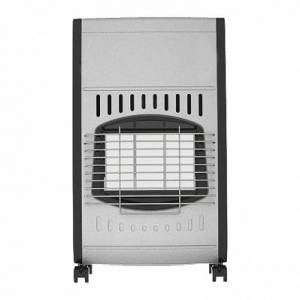 Qlima Poêle à gaz infrarouge design - 4200W - Publicité