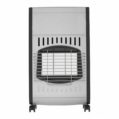 Qlima Poêle à gaz infrarouge design - 4200W