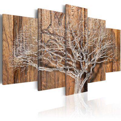 Artgeist 100x50 - Tableau - Chronicle des arbres