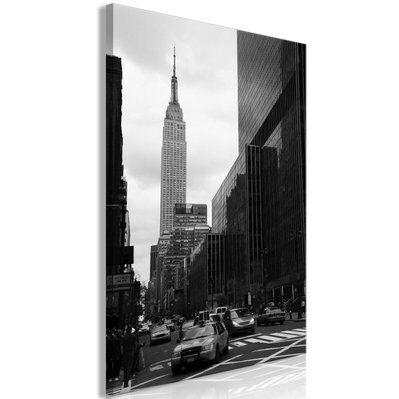 Artgeist 40x60 - Tableau - Street in New York (1 Part) Vertical