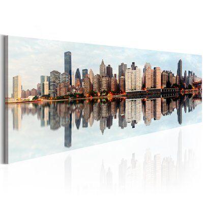 Artgeist 120x40 - Tableau - Morning - Manhattan