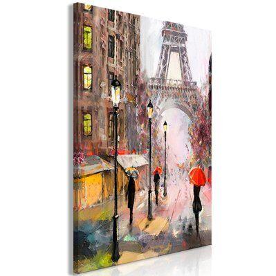 Artgeist 40x60 - Tableau - Rainy Afternoon (1 Part) Vertical