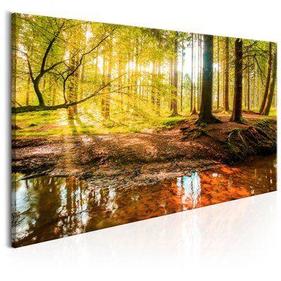 Artgeist 70x35 - Tableau - Autumnal Reverie