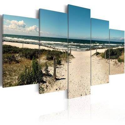 Artgeist 100x50 - Tableau - The Beach of Dreams