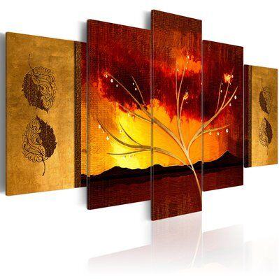 Artgeist 100x50 - Tableau - Oriental Wind