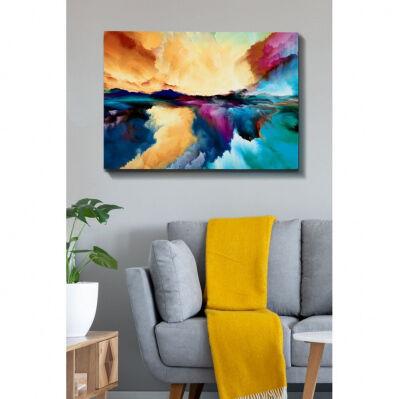 Wallity Tableau décoratif - 70 x 100 cm - Caltanissetta