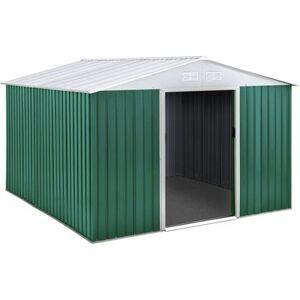 "Habitat & Jardin Abri de jardin métal ""Rosas"" - 7,06 M² - Publicité"