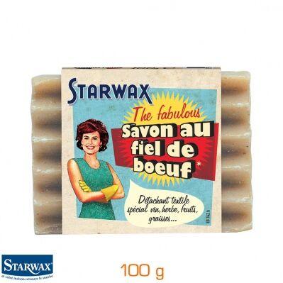 Starwax Savon détachant au fiel de boeuf - pain 100 g
