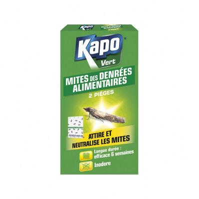 Kapo Pièges à mites alimentaires - 2 pièces