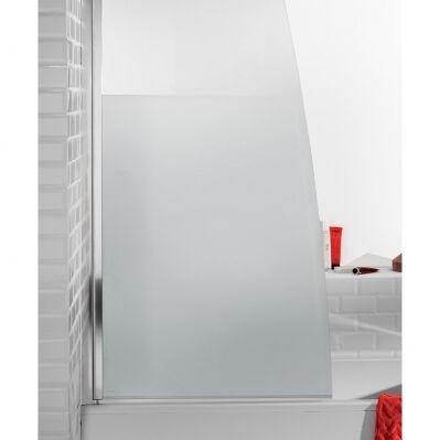 Jacob Delafon Pare-bain à 1 volet SERENITY - 145 x 90 cm - bande d'intimité - version gauche