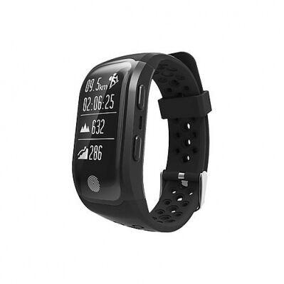 Inkasus Montre connectée GPS sport - Edition ultra - noir