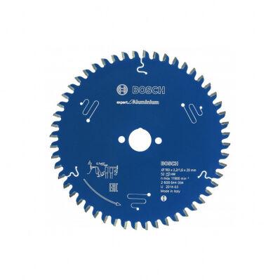 Bosch Lame de scie circulaire BOSCH Ø160 x 20mm - 52 dents - Expert for Aluminium