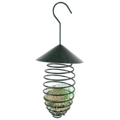 Esschert Design Spirale oiseaux avec toit