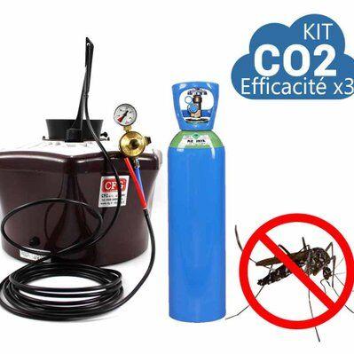 Biogents Kit CO2 Biogents Mosquitaire Piege a moustique exterieur