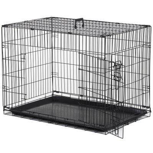 Pawhut Cage caisse de transport ...