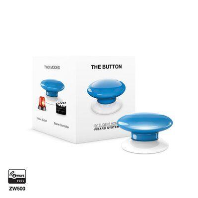 Fibaro Bouton de commande Z-Wave Plus bleu - Fibaro