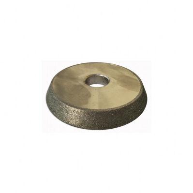 Holzmann Meule diamantée pour affûteuse de forets BSG13E - 80 x 13 mm