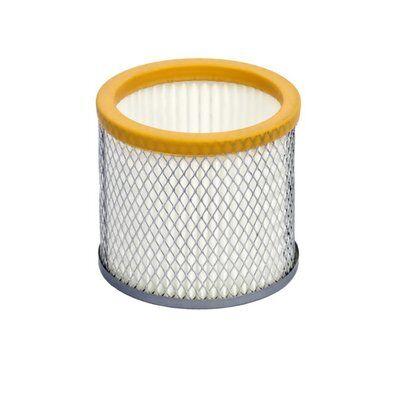 Ribimex Filtre lavable pour aspirateur a cendres, PRCEN011-HEPA