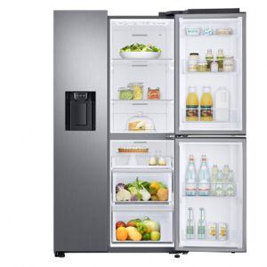 Samsung Réfrigérateur américain SAMSUNG - 629 L - 3 portes - no frost - inox - Publicité